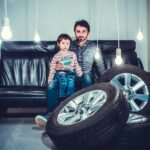 タイヤを処分する方法と費用